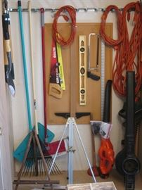 Yard Supplies & Equipment