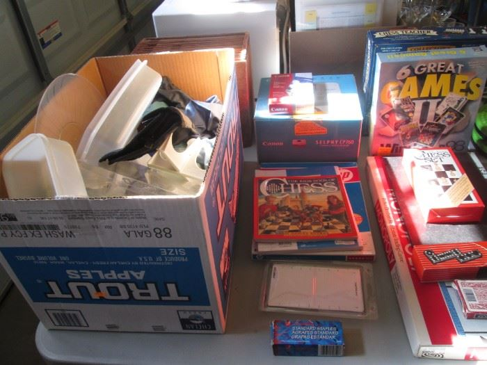 Games & Cards