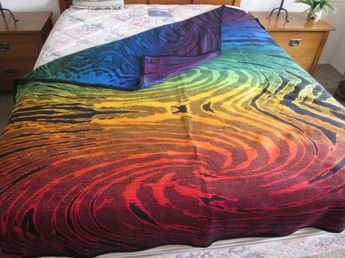 Pendleton Tye Dye Blanket