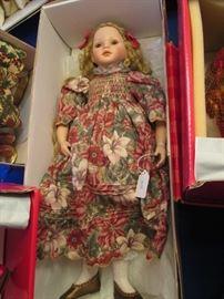 Dolls by Pauline