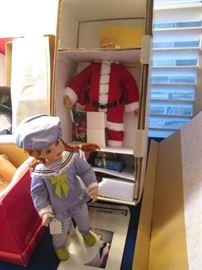 Richard Simmon's Santa