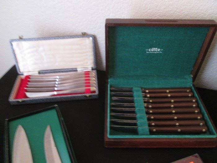 Boxed Knife Sets