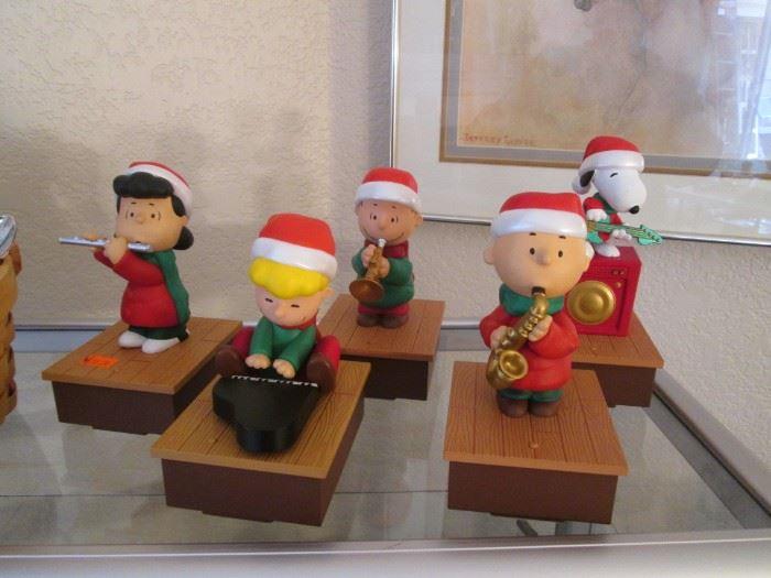 Snoopy and His Hallmark Band