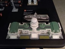 US Capital LEGO Architecture Set #21030