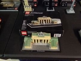 Brandenburg Gate LEGO Architecture Set