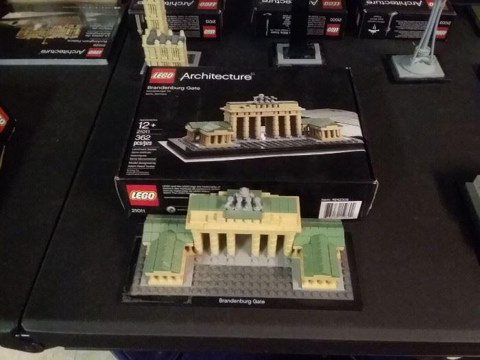 Brandenburg Gate LEGO Architecture Set