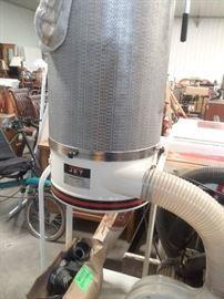 JET Dust Vacuum System