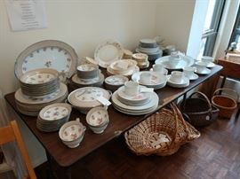 4 sets of china priced to move!