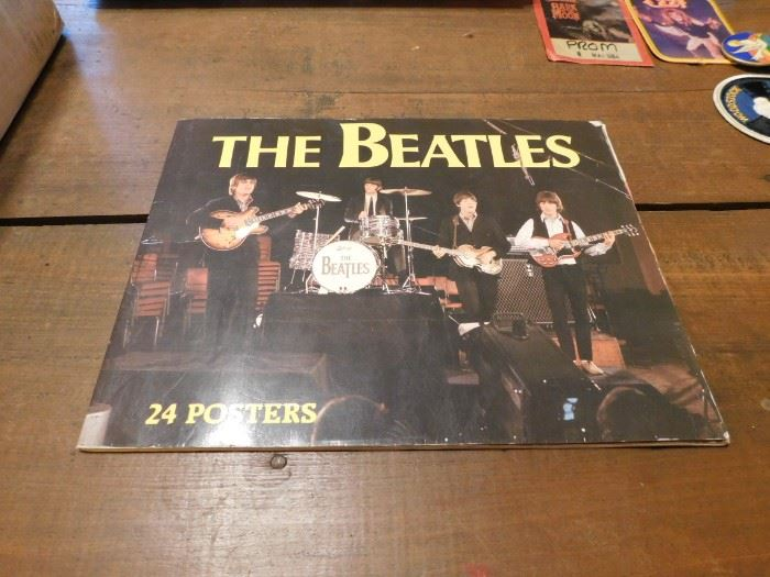 The Beatles Poster Book