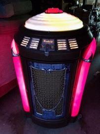 Seeburg SRC1-L6 Record Changer(Lights Up)