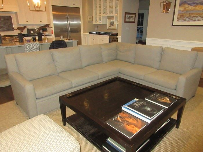 STICKLEY sectional