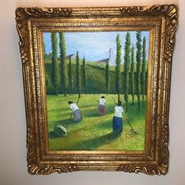 Fonsigneuil French Painting https://ctbids.com/#!/description/share/102137