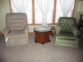 electric lift chair / lamp table /swivel chair