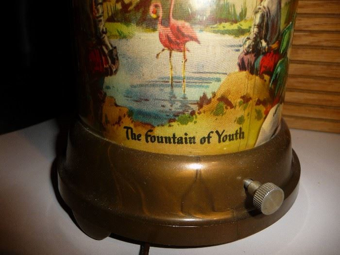 Fountain of Youth Lamp