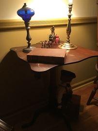 Antique Tilt top Table