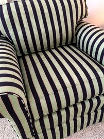 I LOVE These Fine Design Striped Chairs!...Yes Chairs...We Have Two!...