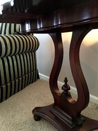 A Fabulous Flip Top Game Table...