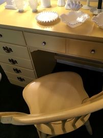AND...A Matching Student Desk With Chair...Better Hurry!...