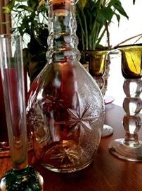 Candlesticks and Decanters!...
