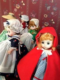 A Few Storybook Dolls...