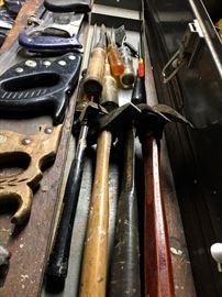 A Few Hand Tools...