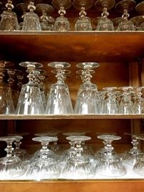Glassware?...Crystal?...Yes....