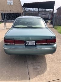 1997 Ford Crown Victoria Automobile (Sedan) 120,000 Miles in great condition!
