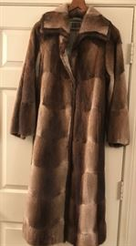 •Vintage mink coats – One RARE from Turkis Turkis Finland in the late 60's / 70's who made coats for The Rolling Stones and Queen!