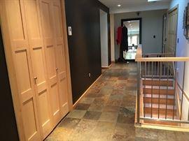 upstairs hallway pantry