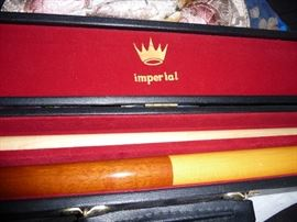 Imperial pool cue