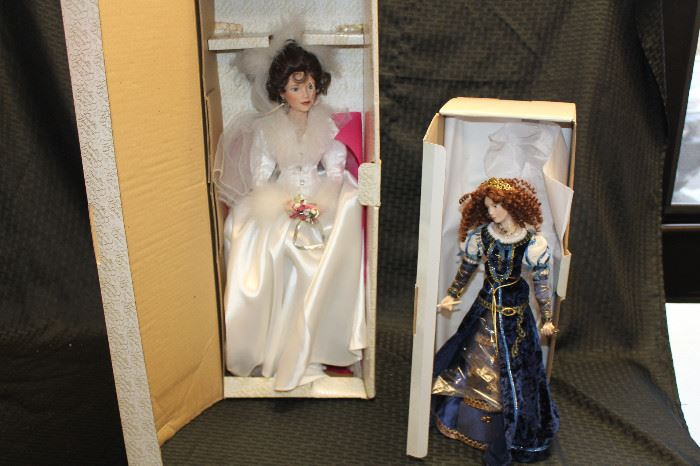 Doll jewelry box and more