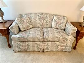 Perfect condition loveseat and sofa