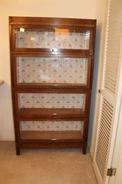 Barrister Lawyer Style Bookcase