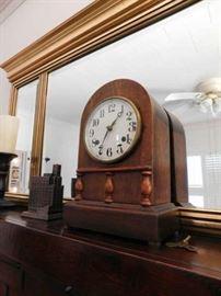 Nice shelf clock