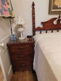 Lillian Russell Bedside Chest
