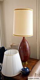 Vintage Mid Century Lamps