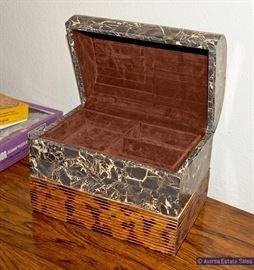 Unusual Jewelry Box