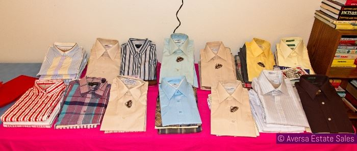 NEW Men's Shirts