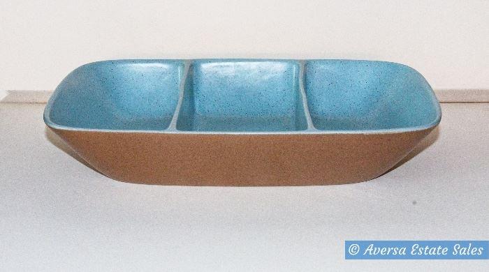Mid Century 1950s/60s Ceramic Dish