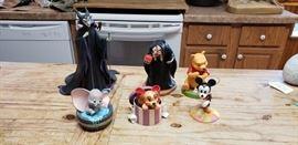 Walt Disney Classics Figures.