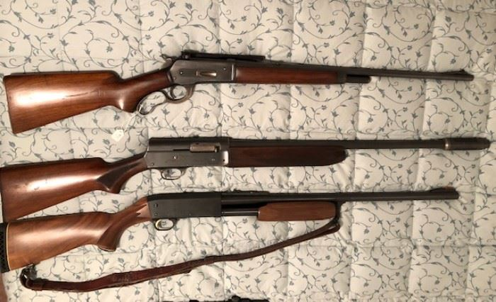 Great Selection of Rifles