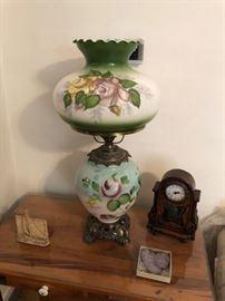 Vintage GWTW Lamp