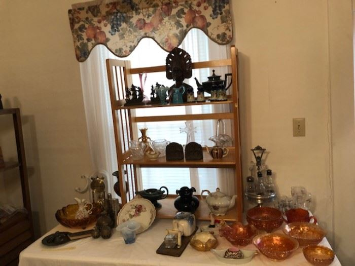 Large Selection Pottery, Glass & China