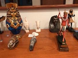 Egyptian Pieces
