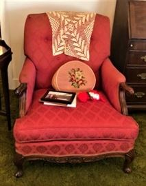 early 1900's chairs