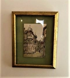 European prints