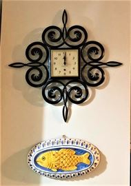 clocks , gelatin molds