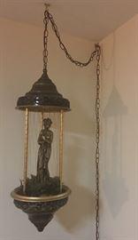 Oil Hanging Lamp