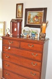 furniture antique chest drawers