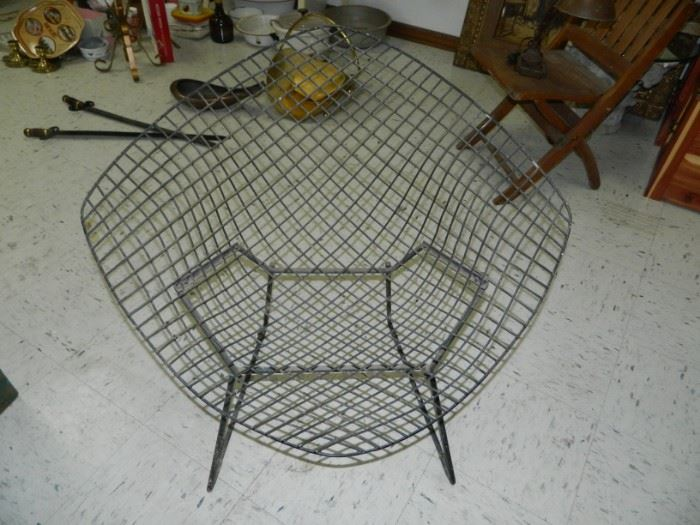 Vintage Wire chair